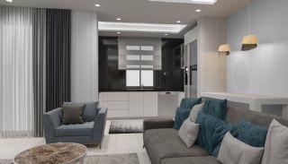 Nya lägenheter i Kepez Antalya Nära Beltway, Interiör bilder-1