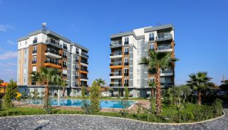 Quality Apartments with Separate Kitchen in Antalya Kepez, Antalya / Kepez - video