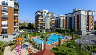 Quality Apartments with Separate Kitchen in Antalya Kepez, Antalya / Kepez
