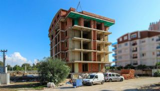 Mountain View Brand New Flats in Konyaaltı Antalya, Construction Photos-1