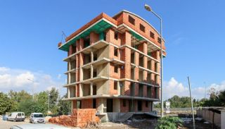 Mountain View Brand New Flats in Konyaaltı Antalya, Construction Photos-2