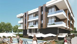 Comfortable Apartments in Konyaaltı with Mountain View, Antalya / Konyaalti - video