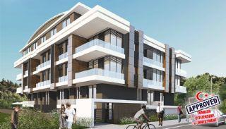Comfortable Apartments in Konyaaltı with Mountain View, Antalya / Konyaalti