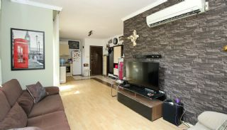1+1 Apartment in Antalya Lara Close to All Conveniences, Interior Photos-3