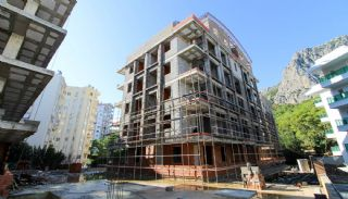 Well-Located Modern Apartments in Antalya Konyaalti, Construction Photos-4
