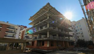 Well-Located Modern Apartments in Antalya Konyaalti, Construction Photos-5
