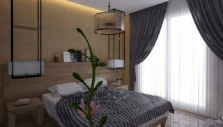 Well-Located Modern Apartments in Antalya Konyaalti, Interior Photos-4