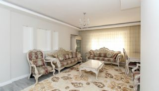 3+1 Apartment in Antalya 2 Km to the City Center, Interior Photos-1