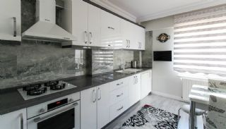 3+1 Apartment in Antalya 2 Km to the City Center, Interior Photos-3