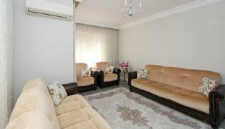 3+1 Apartment in Antalya 2 Km to the City Center, Interior Photos-8