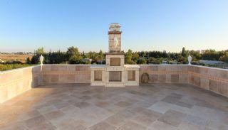 Lara Ermenek'te Doğa İle İç İçe Tripleks Müstakil Villalar, İç Fotoğraflar-21