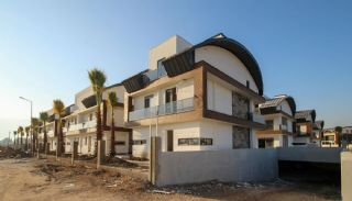 Investment Villas in Konyaalti Antalya with Luxury Design, Construction Photos-2