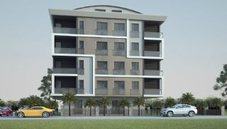 Central Apartments Close to Isiklar Street in Antalya, Antalya / Center - video