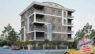 Central Apartments Close to the Isiklar Street in Antalya, Antalya / Center