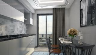 Central Apartments Close to Isiklar Street in Antalya, Interior Photos-4