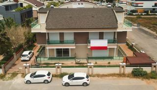 Semi-Detached Houses Close to the Beach in Lara, Antalya / Lara - video