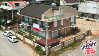 Semi-Detached Houses Close to the Beach in Lara, Antalya / Lara