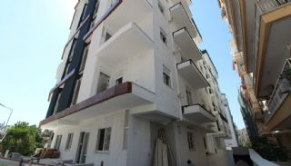 New Built Apartments Close to the Sea in Antalya Center, Construction Photos-5