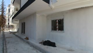 New Built Apartments Close to the Sea in Antalya Center, Construction Photos-6