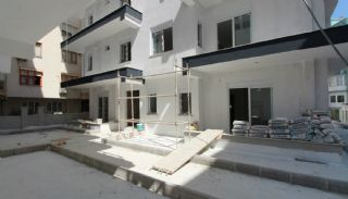 New Built Apartments Close to the Sea in Antalya Center, Construction Photos-9