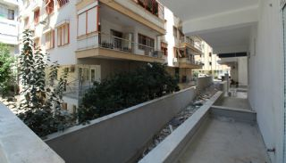 New Built Apartments Close to the Sea in Antalya Center, Construction Photos-10