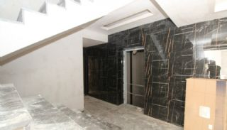 New Built Apartments Close to the Sea in Antalya Center, Construction Photos-11