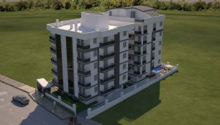 New Built Apartments Close to the Sea in Antalya Center, Antalya / Center - video
