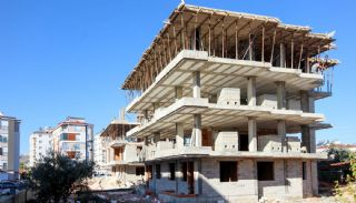 Affordable Flats at the Fast-Growing Region of Antalya, Construction Photos-1