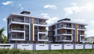 Affordable Flats at the Fast-Growing Region of Antalya, Antalya / Kepez - video