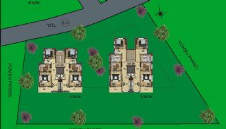 Affordable Flats at the Fast-Growing Region of Antalya, Property Plans-3