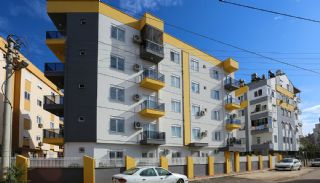 New Build Flats Close to Local Facilities in Antalya Center, Antalya / Center