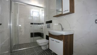 New Build Flats Close to Local Facilities in Antalya Center, Interior Photos-8