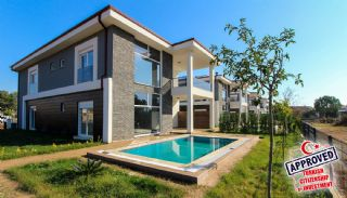 Picturesque Villas with Swimming Pool in Döşemealtı, Antalya / Dosemealti