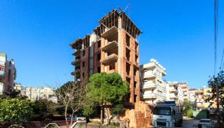 New Built Flats at Favourable Location of Antalya, Antalya / Center