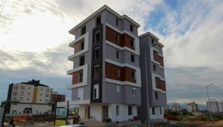 2 Bedroom Apartments with Separate Kitchen in Antalya, Construction Photos-1