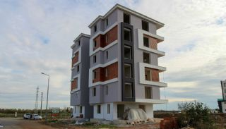 2 Bedroom Apartments with Separate Kitchen in Antalya, Construction Photos-2
