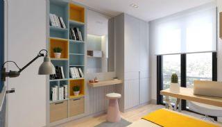 Nouveaux Appartements Konyaalti En Complexe Avec Piscine, Photo Interieur-3