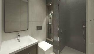 Nouveaux Appartements Konyaalti En Complexe Avec Piscine, Photo Interieur-5