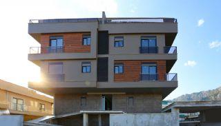 Nieuwe Appartementen Handig Ontworpen Konyaalti Antalya, Antalya / Konyaalti - video