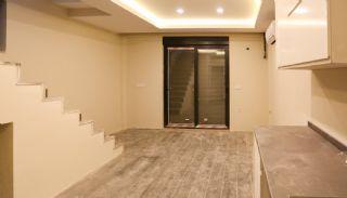 Nieuwe Appartementen Handig Ontworpen Konyaalti Antalya, Interieur Foto-12