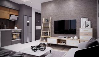 New Apartments with Convenient Design in Konyaalti Antalya, Interior Photos-1