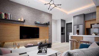New Apartments with Convenient Design in Konyaalti Antalya, Interior Photos-3