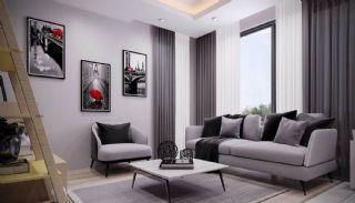 New Apartments with Convenient Design in Konyaalti Antalya, Interior Photos-4