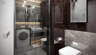 New Apartments with Convenient Design in Konyaalti Antalya, Interior Photos-7