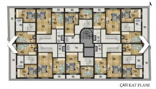 New Apartments with Convenient Design in Konyaalti Antalya, Property Plans-4