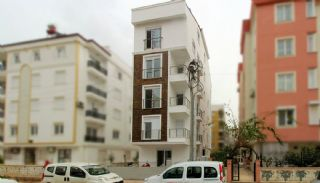 Recently Completed Apartments Close to Antalya Center, Antalya / Center