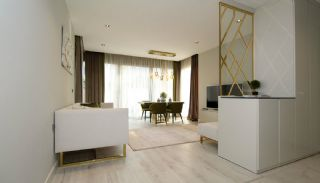 Luxury Flats with Smart Home System in Konyaalti Antalya, Interior Photos-3
