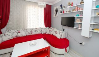 Key Ready Fully-Furnished Flat in the Center of Antalya, Interior Photos-1