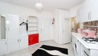 Key Ready Fully-Furnished Flat in the Center of Antalya, Interior Photos-6