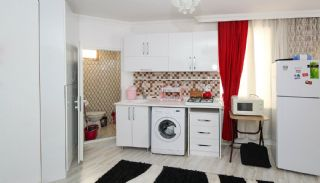 Key Ready Fully-Furnished Flat in the Center of Antalya, Interior Photos-7